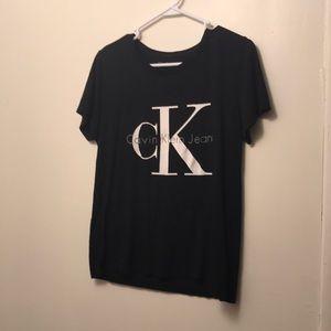 Calvin Klein Jean t shirt